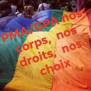 Nos droits fondamentaux : PMA / GPA
